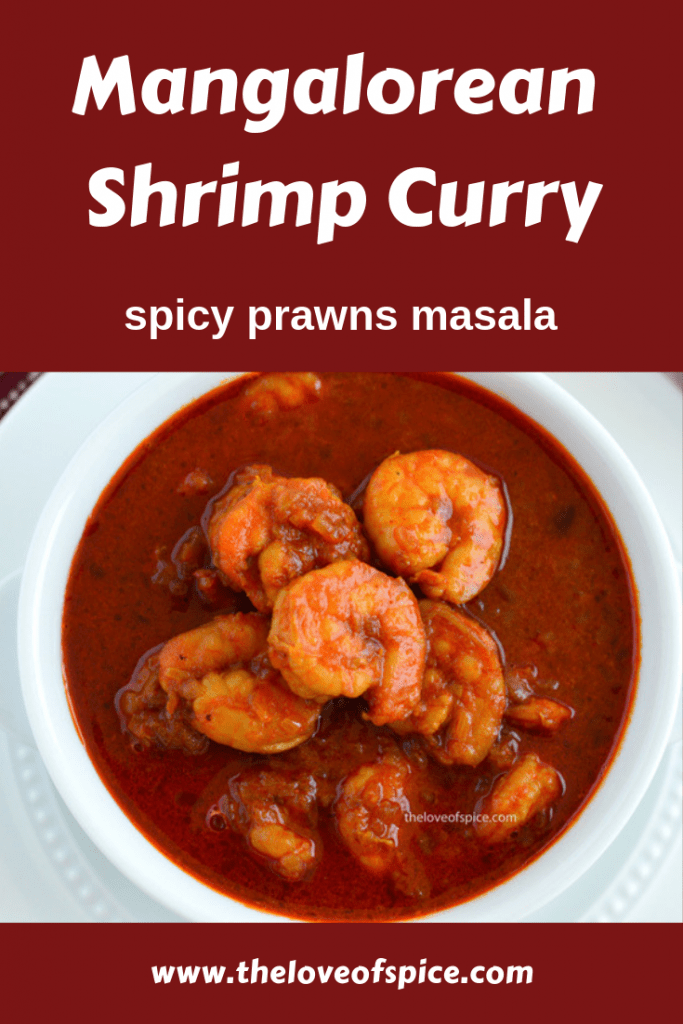 bowl of shrimp curry
