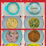kanda poha recipe step photos